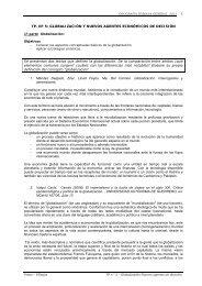 TP. Nº 5: GLOBALIZACIÓN Y NUEVOS AGENTES ECONÓMICOS ...