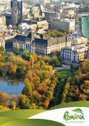 Explore the Carpathian Garden - Romania Cities