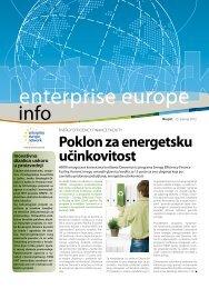 Poklon za energetsku učinkovitost - Europska poduzetnička mreža ...
