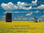 Max Lee - The Pesticide Stewardship Alliance TPSA