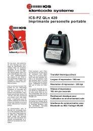 ql420 Plusf_1.pub - ICS Identcode Systeme AG