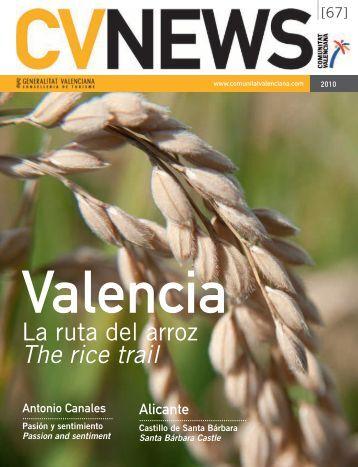 The rice trail - Comunidad Valenciana