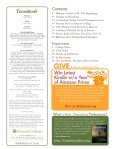 Transitions Magazine Fall 2011 - Prescott College - Page 3