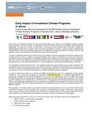 key findings - Economisti Associati Srl