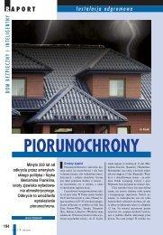 PIORUNOCHRONY - Budujemy Dom