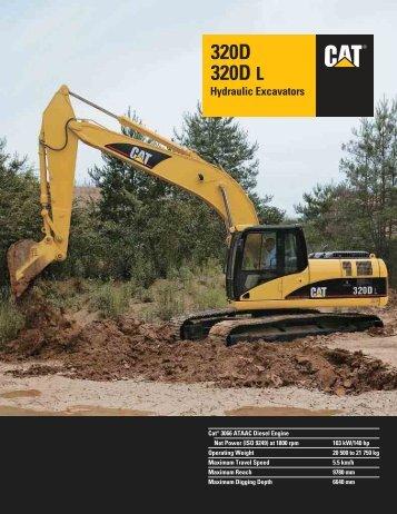 320D 320D L - Hewden