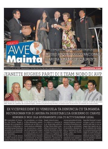 Jeanette hugheS parti di e teaM nobo di aVp - UFDC Image Array 2