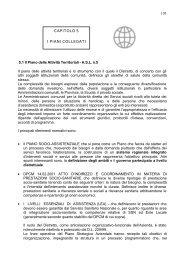 5.1 Il Piano delle Attività Territoriali - Comune di Jesi