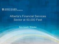 ATB Financial - Institute for Public Economics