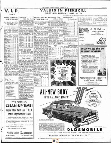 north tonawanda ny evening news 1958 old fulton history Mack Engine crowd sees action in stock car races old fulton history