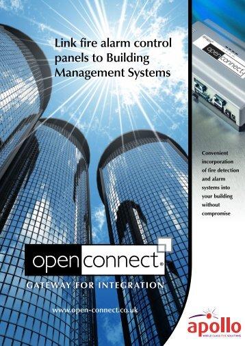 OpenConnect Gateway - Apollo Fire Detectors Limited