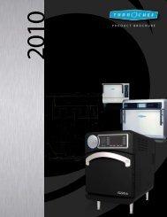 Tornado Turbochef Brochure. - Martin Food Equipment