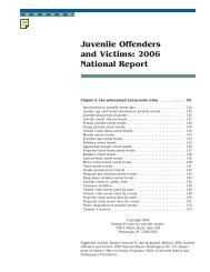 Chapter 5 [PDF] - Office of Juvenile Justice and Delinquency ...