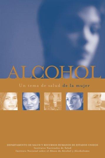 Alcohol - Un tema de salud de la mujer