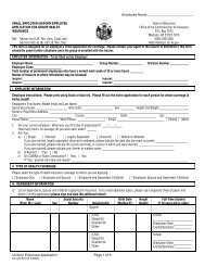 Public Adjuster Contract Form - Illinois Department of ...