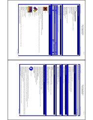 View MSDS - SPEX CertiPrep