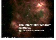 The Interstellar Medium - Laboratoire d'Astrophysique de Bordeaux