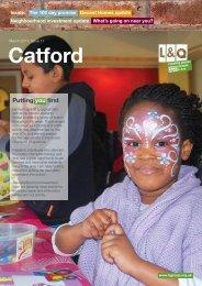 Catford Newsletter - Issue 11 - London & Quadrant Group
