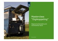 Presentatie Masterclass Digikoppeling - Logius