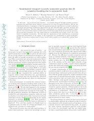 arXiv:0906.0892v2 [cond-mat.mes-hall] 5 Jun 2009 - Physics at ...