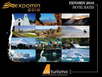 EXPOMIN 2010 HOTEL RATES