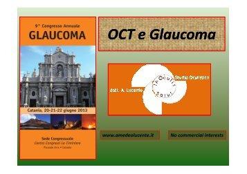 OCT e Glaucoma