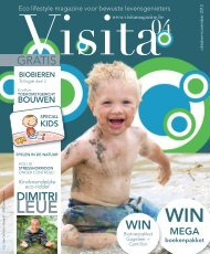 Download de pdf van Visita Magazine 04. - visitamagazine.be