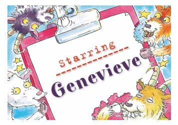 To download Starring Genevieve please click here - Cancer Focus ...
