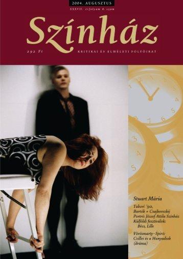 2004. augusztus - Színház.net