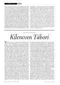 2004. augusztus - Színház.net - Page 7