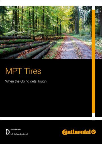 MPT Tires - Commercial Specialty Tires