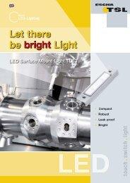 Flyer TL83 [.PDF] - Logo ESCHA TSL GmbH