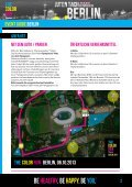 EVENT GUIDE Berlin - Color Run - Page 2