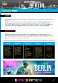 EVENT GUIDE Berlin - Color Run - Page 4