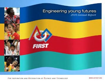 2010 Annual Report - First