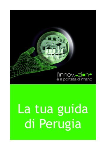 la tua guida di Perugia - PNI Cube