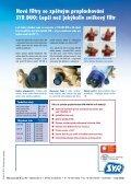 Perfektně filtrovaná voda, horká nebo studená – filtry se ... - abcplyn.sk - Page 2