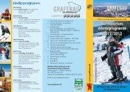 Detailierte Infos über die Veranstaltungen zum ... - Bayerischer-Wald