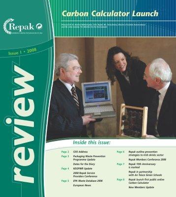 Issue 1 - 2008 - Repak