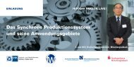 Einladungsflyer und Programm - IHK Mittlerer Niederrhein