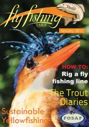 HOW TO: Rig A fly fishing Line The - Flyfishingtails