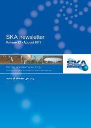 Read more - The Square Kilometre Array