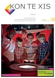 Vdini-clubs – (viel) mehr als nur nachwuchsgewinnung - KON TE XIS