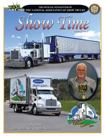 Volume 2 Issue 1 - National Association of Show Trucks