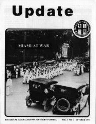 Reflections on Black History: World War I - HistoryMiami