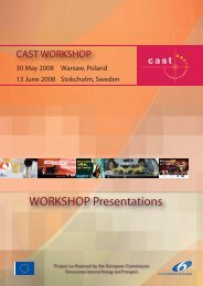 The Workshop Booklet - CAST - Campaigns and Awareness-raising ...