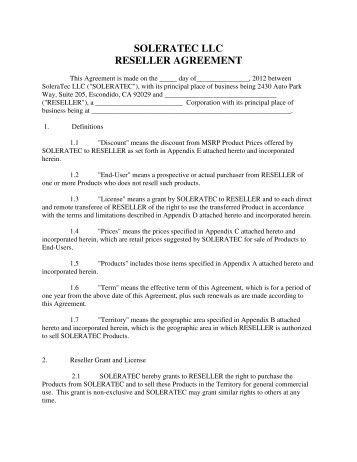 Assignment of proceeds agreement