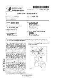 Vorrichtung und Verfahren zur Spannungsregulierung eines ...