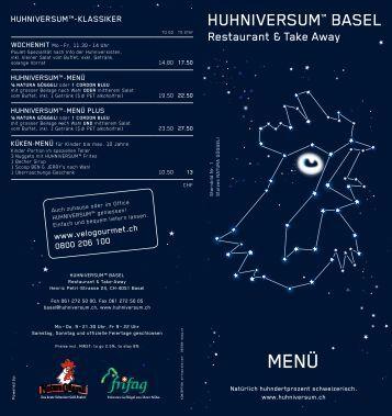 www.velogourmet.ch 0800 206 100 HUHNIVERSUM™–KLASSIKER