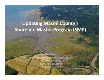 Shorelines - Mason County